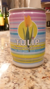 Tulip In A Can